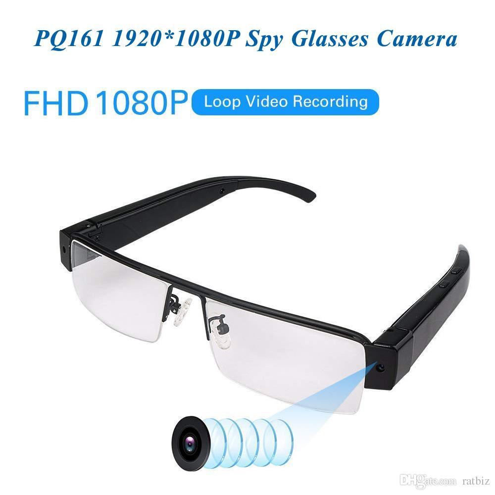 93a92e8c7 Compre Full HD 1920 * 1080 P ÓCULOS DE SOL Da Câmera Gravador De Vídeo  Camcorder Eyewear Vidro Mini DV Dvr Mini Cam PQ161 De Ratbiz, $32.39 |  Pt.Dhgate.Com