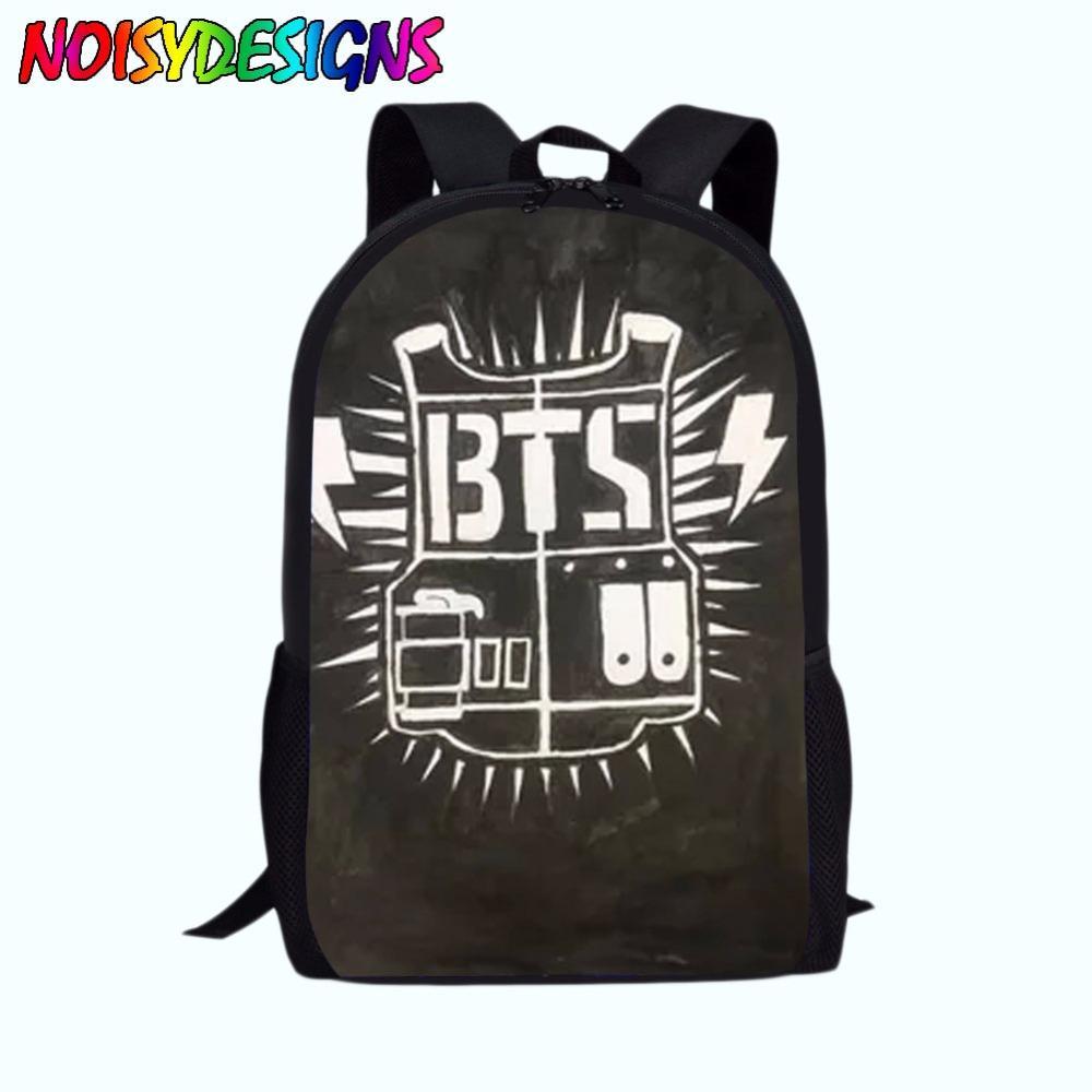 Book Bag BTS Movie School Bags Boys Girls Backpacks School Supplies Schoolbag  Satchel Girls Children Helmet Junior Bag Rucksack Jansport Backpacks From  ... 7949844bc4e34