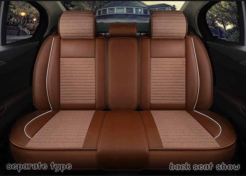 18 nuevo tipo característico / resistencia al desgaste cuatro estaciones cojín de asiento de coche general
