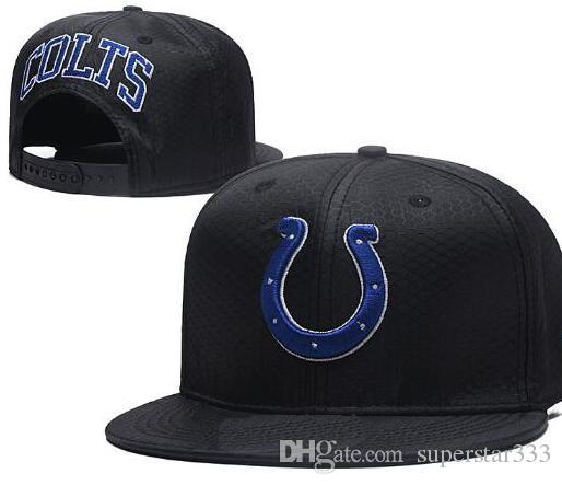 2019 New American Football Sports Team Indianapolis Hat High Quality