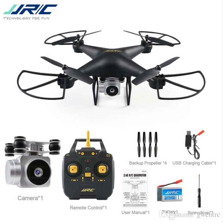 Jjrc H68 Ultra Long Life Battery Rc Drone With Wifi Fpv 2mp 720p Hd