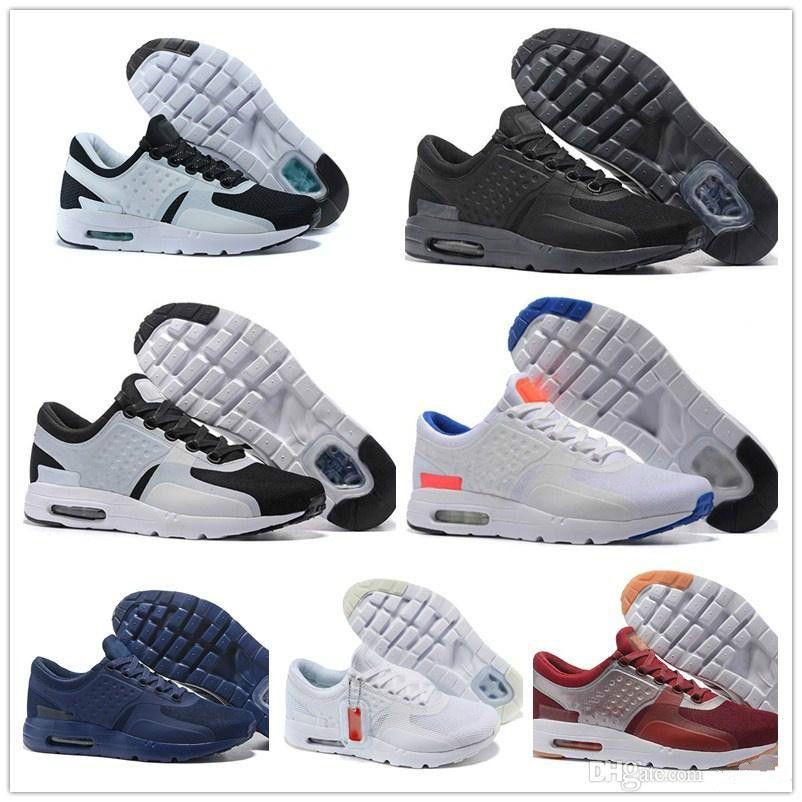 5aebc1fd05770 2018 New Newest Zero QS 87 Walking Shoes Men   Women Classical ...