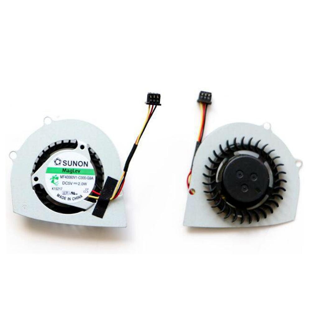 Original New MF40060V1-C000-G9A Cpu Cooling Fan For HP Mini 110-3000 210-2000 210-2180nr 210-3715tu Laptop CPU Cooler 622330-001
