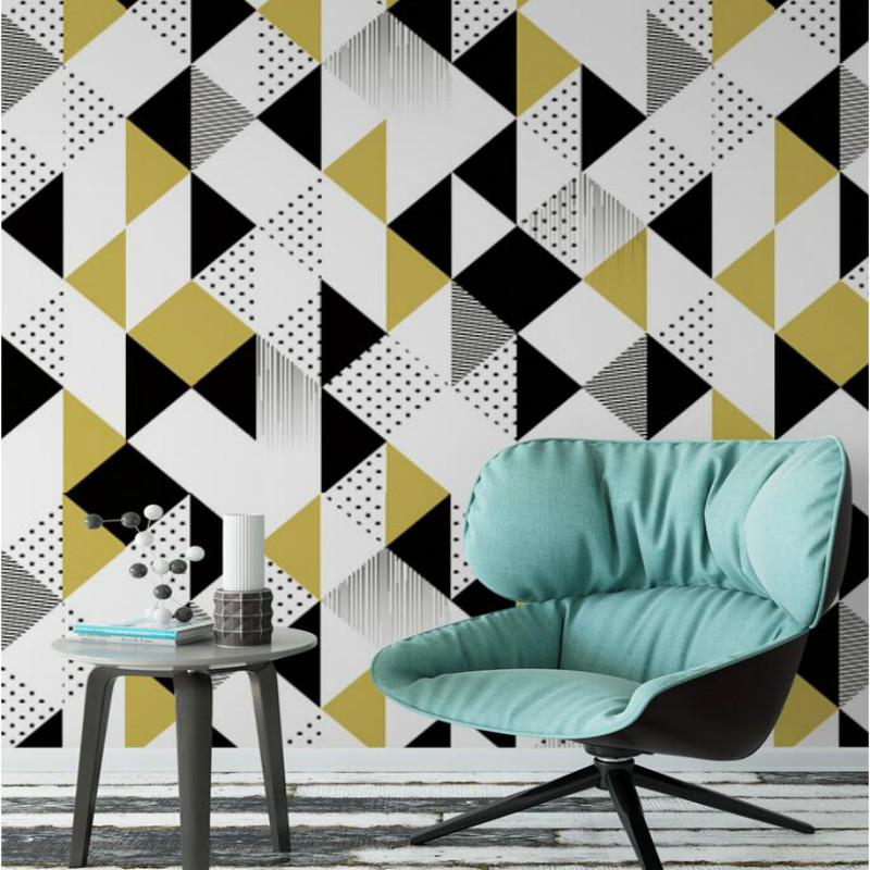 3d Stereoscopic Mural Wallpaper Tv Backdrop Painting Living Room ...