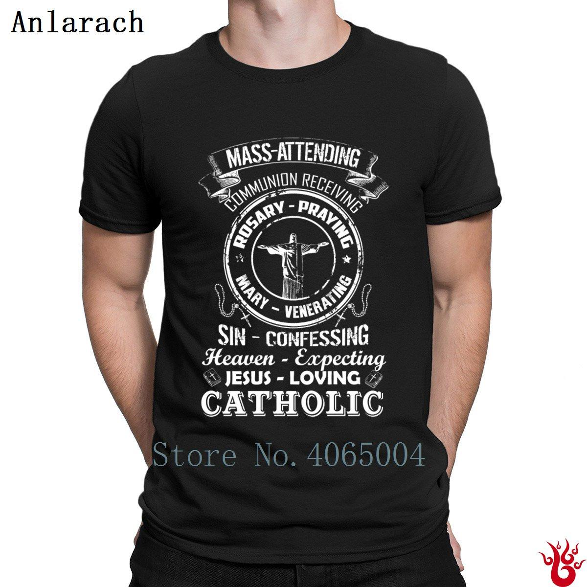 3b52c9fa Catholic Tshirts Trend Funny Letters Sunlight T Shirt For Men Summer Style  Print Pop Top Tee S 3xl Short Sleeve Awesome T Shirts For Sale White T  Shirts ...