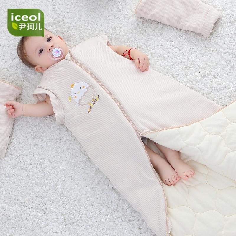 36d760e63d Winter Thicken Baby Sleepers Bedding Children Sleeping Bag Organic Coon  Zipper Kids Infant Boy Girl Detachable Jumpsuit 2018 Boys Pajama Pants  Christmas ...
