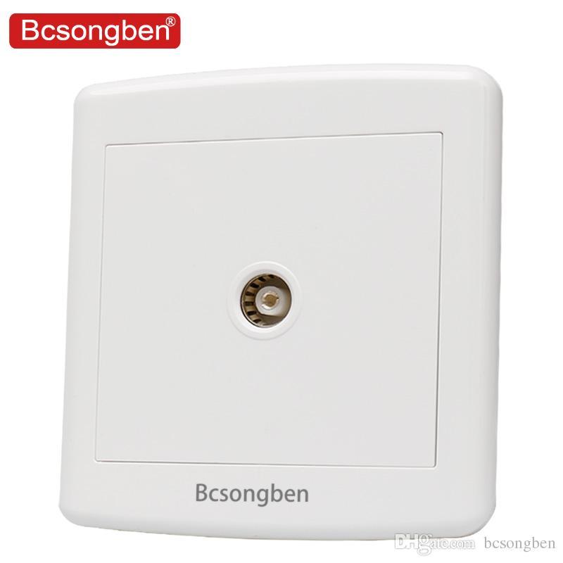 Großhandel Bcsongben Standard Power Pop Stecker Schwachstrom ...
