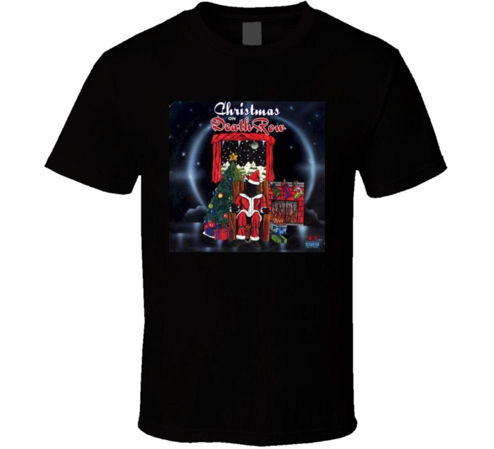 christmas on death row album cover good quality brand cotton shirt summer style cool shirts cool tee shirts cheap business tee shirts printing from