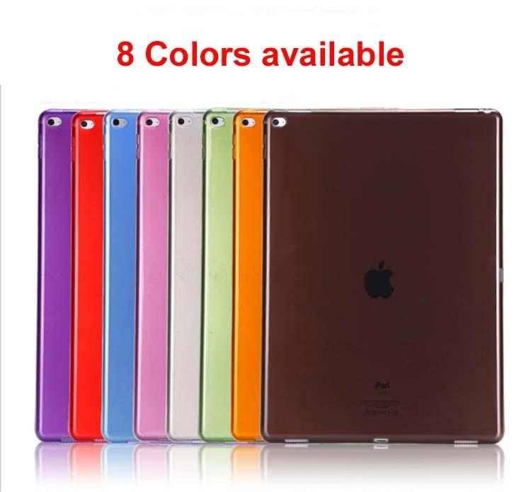 2019 Newest Silicone TPU case for iPad Mini 5 tablet PC cases soft crystal drop shipping tablet accessories