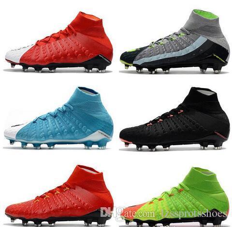 best sneakers 2e4fa 247eb Zapatillas De Fútbol New Mercurial CR7 Superfly Neymar AG FG 2019 Botas De Fútbol  Hypervenom De Interior Phantom III JR Magista Obra II Por Lzssprotsshoes,  ...