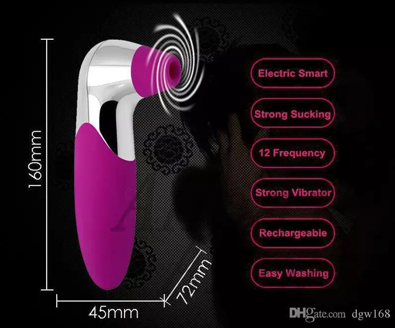 Clitoris Sucking Vibrator Female Nipples Suck Oral Sex Masturbation Stimulation G Spot Massager Sex Toys For Adults