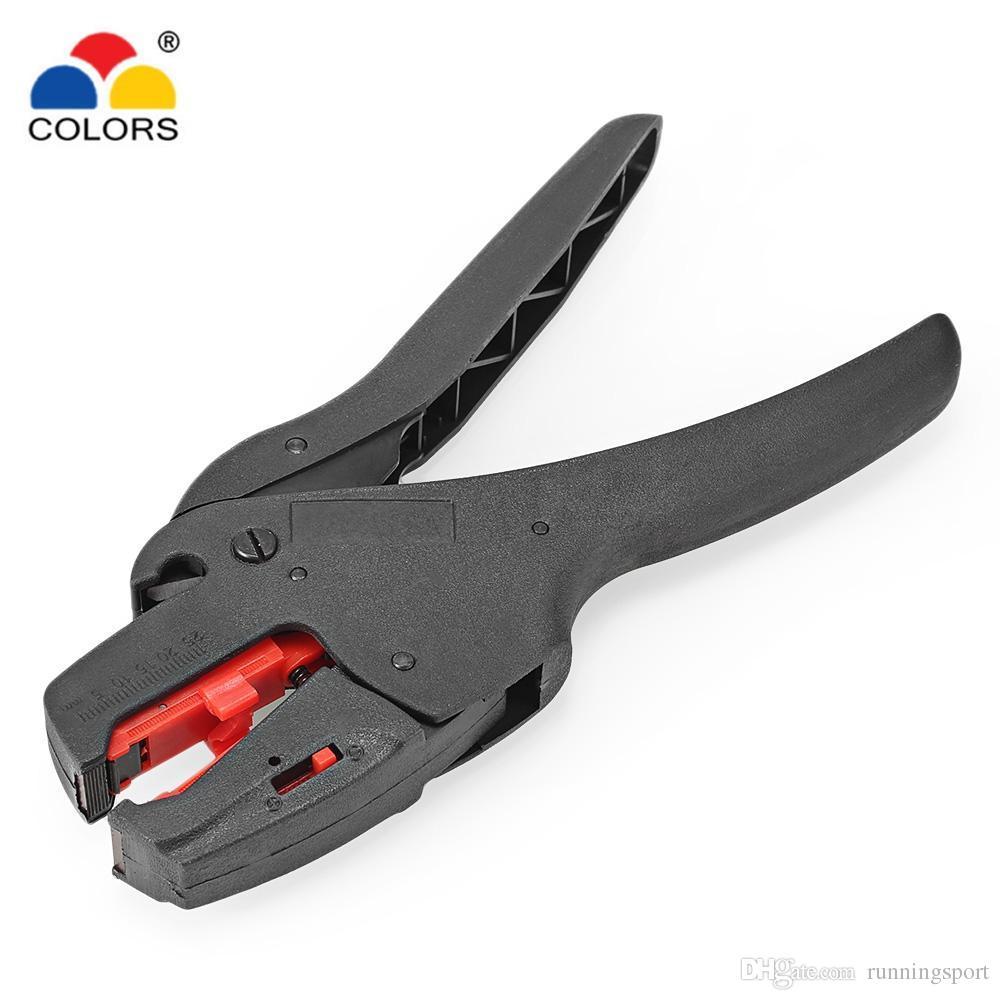 Online Cheap Colors Self Adjusting Insulation Wire Stripper Cutter ...