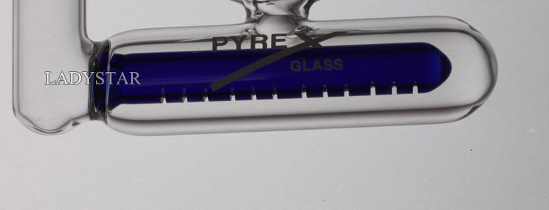 Hookahs Pyrex Glass Bongs 14mmファブレージエッグウォーターパイプインラインパーコレーターアッシュキャッチャーアクセサリー喫煙L159