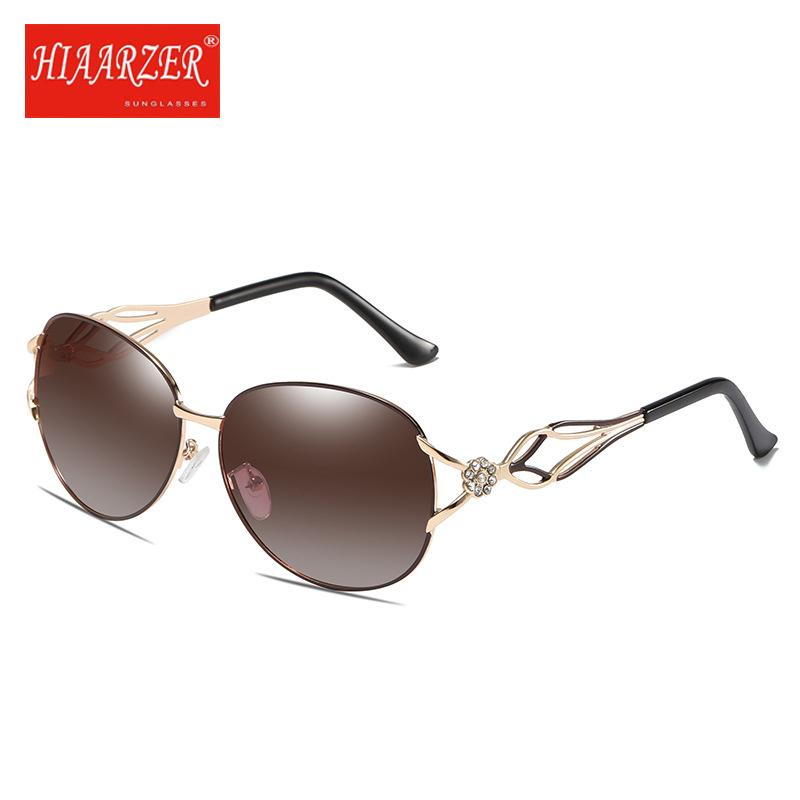 f6e4b0ee44 New Famous Brand Rhinestones Polarized Sunglasses Women Female Luxury  Fashion Elegant Sun Glasses Lady Oculos De Sol With Box Designer Glasses  Sunglasses Uk ...