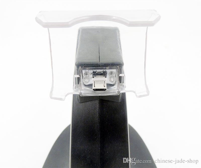 DUAL LEVOU USB Charger Dock Docking Cradle Station Suporte para Sony Playstation 4 PS4 pro slim sem fio xbox one Game Controlador de Carregamento