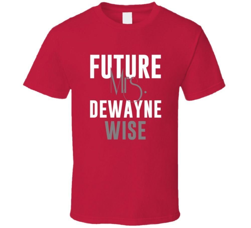 Future Mrs Dewayne Wise 2004 Atlanta Baseball T Shirt Print T Shirt