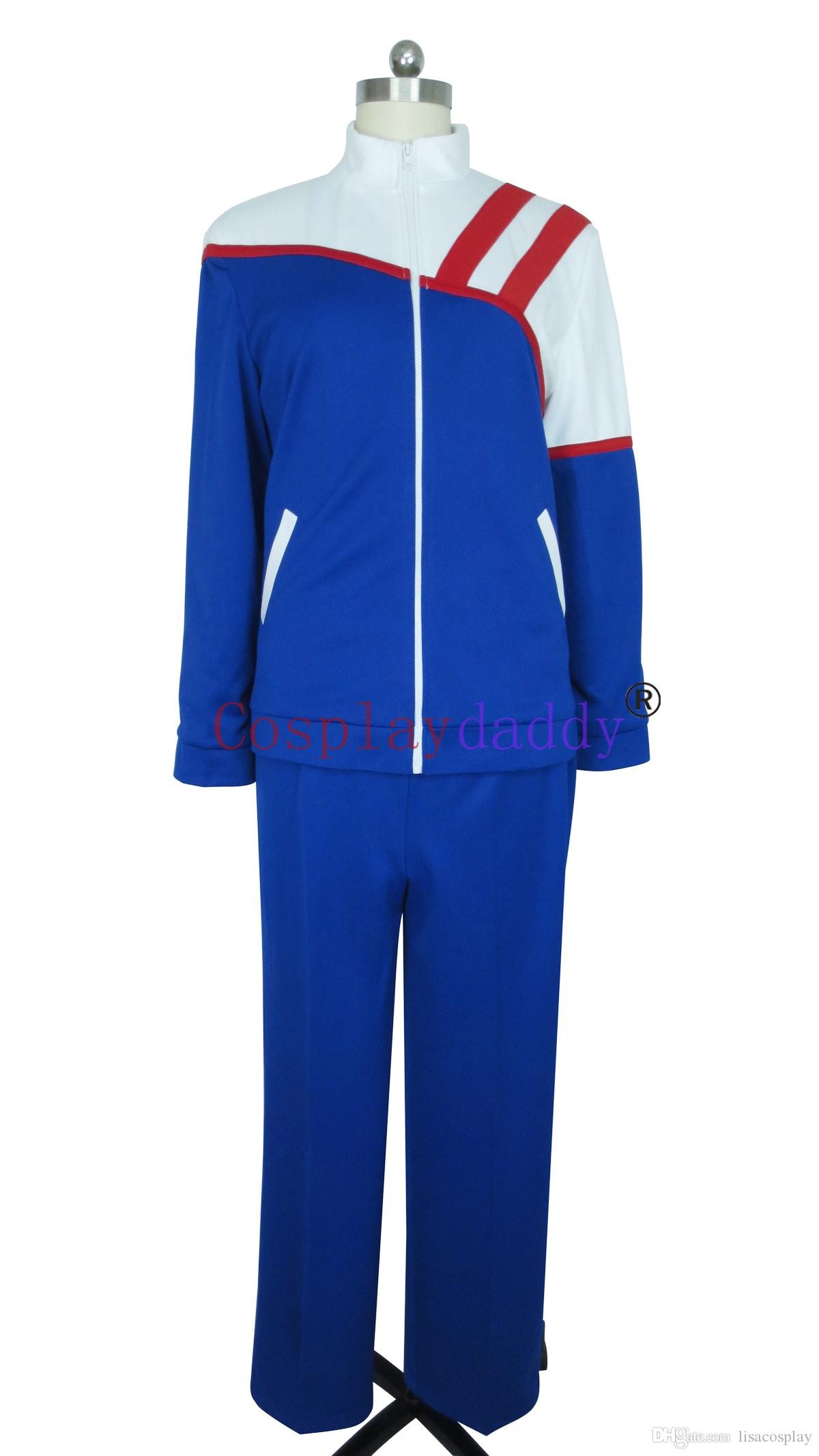 Inazuma Eleven Cosplay United States Team Uniform H008 Cosplay Costumes For  Couples Anime Sexy Costumes From Lisacosplay b13a4286296e