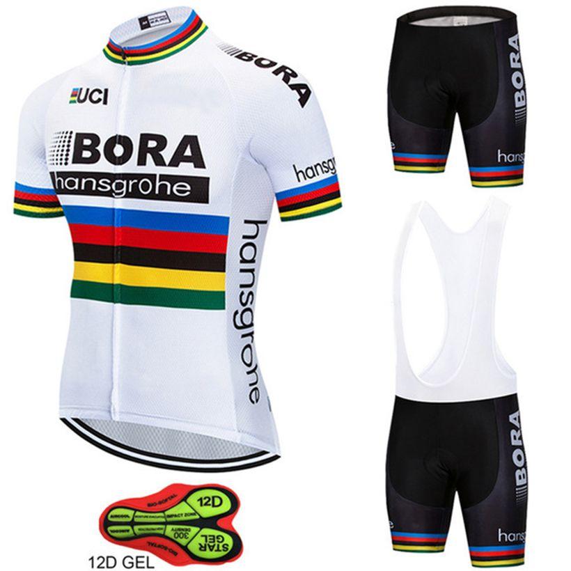 2018 Bike Team BORA Hangsgrohe Cycling Sets Maillot Ropa Ciclismo Bicycle  Jersey Summer Bike Cycling Clothing Outdoor Jersey Men Bike Wear Cycling  Shorts ... 05099ca52