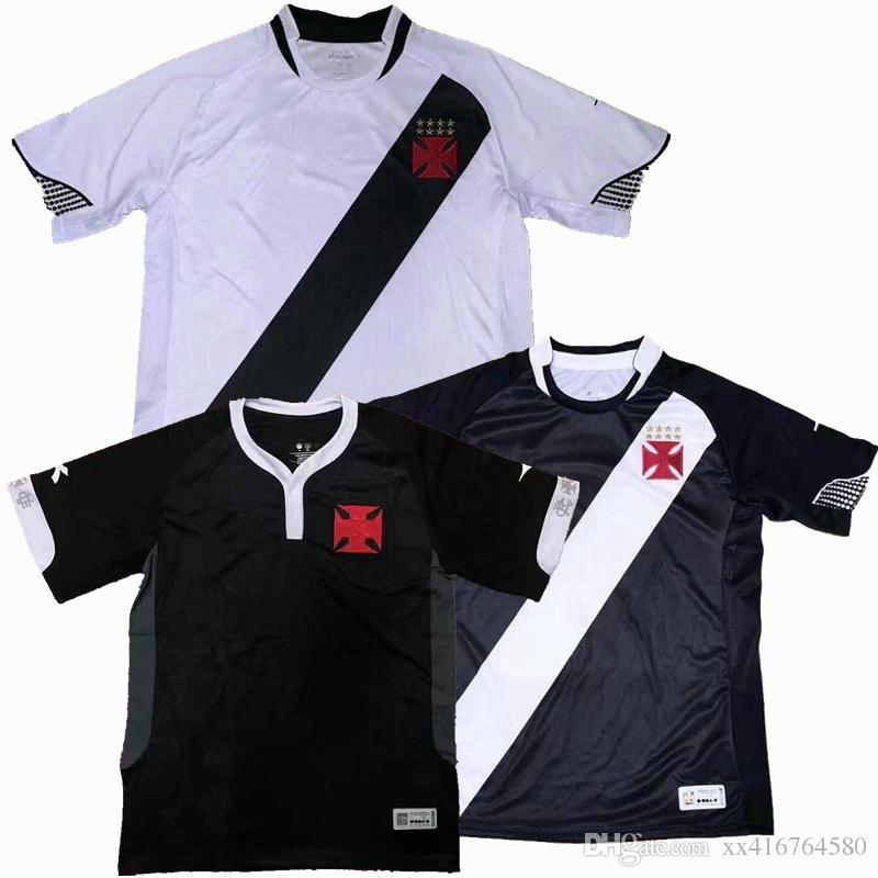 New 2018 2019 Brazil Club Vasco Da Gama RJ Soccer Jersey 18 19 Home Away  120 Edition Football Shirts S-2XL Vasco Da Gama Jerseys Vasco Da Gama Vasco  Da Gama ... e706b8fdf4b61
