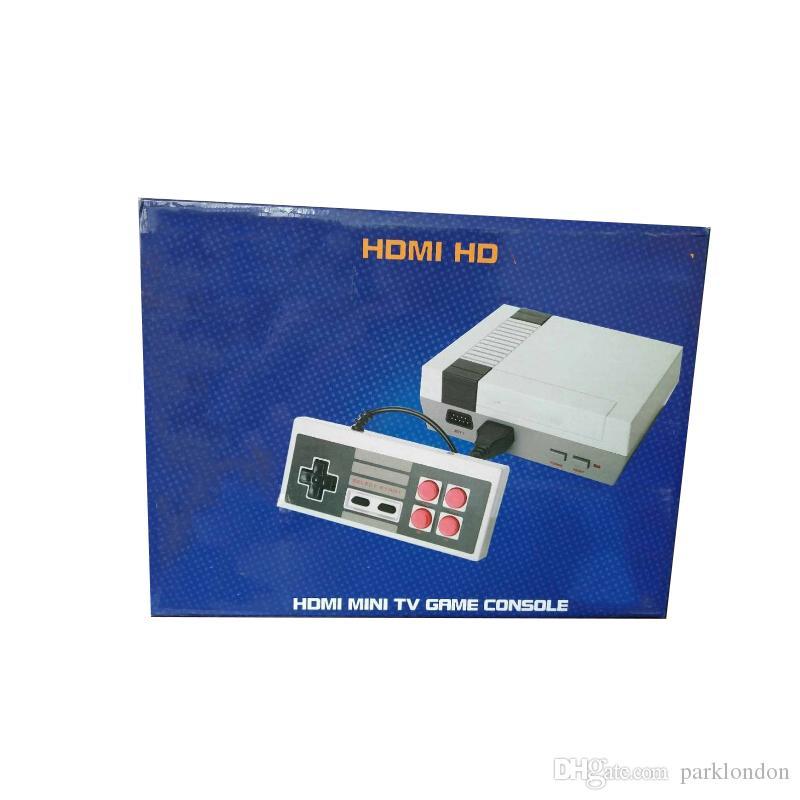 Mini-TV-Handheld-Spielekonsole Unterhaltung mit 2 Controllern DHL-freies Verschiffen