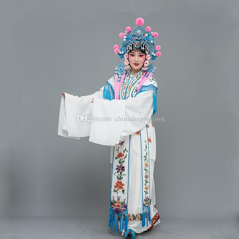 a622407f0a 2019 Traditional Ancient Opera Women Dress Chinese Folk Dance Wear Tang  Dynasty Princess Queen Cosplay Drama Costume The Drunken Beauty From  Chinadragontown ...