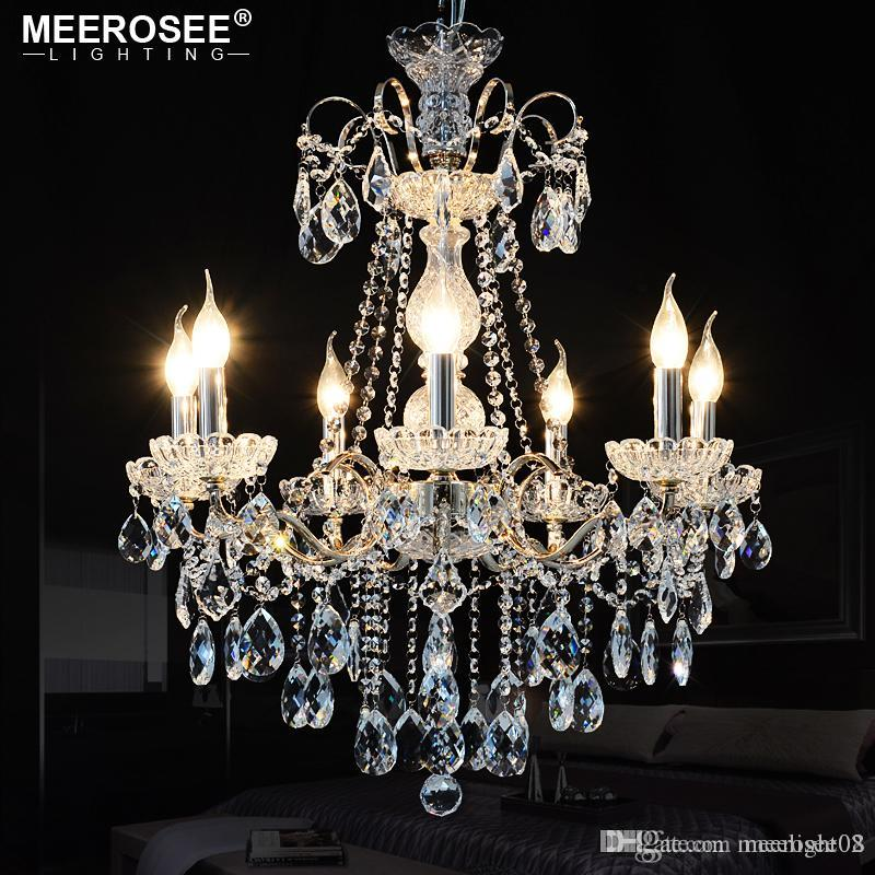 Personality Crystal Chandelier Light K9 Crystal 7