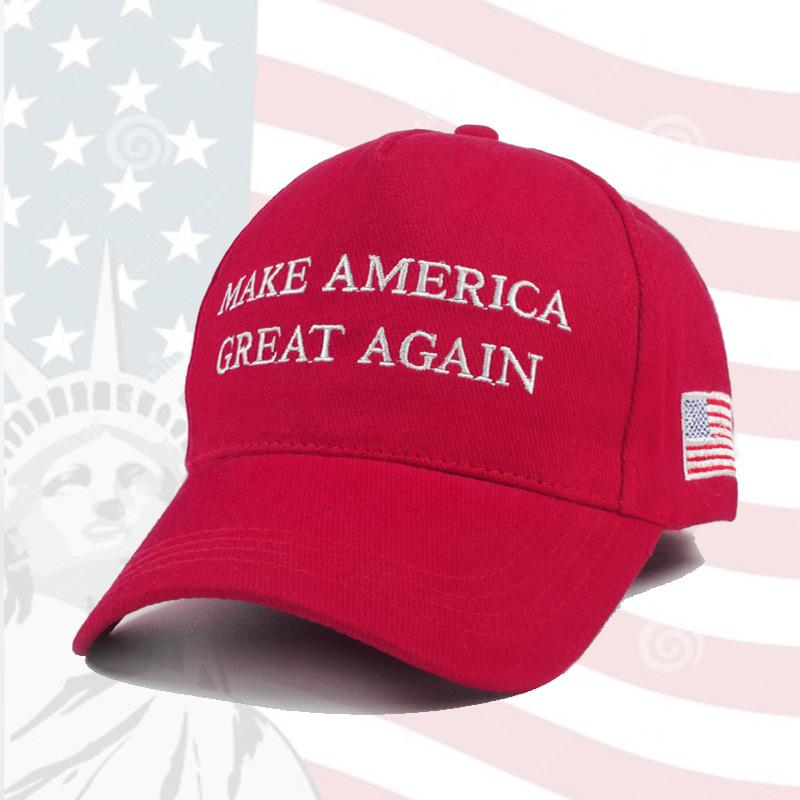 de7f5720b Cotton Baseball Cap Make America Great Again Donald Trump Vote Hats Red  Outdoor Online with  57.14 Piece on Superxiaochen s Store