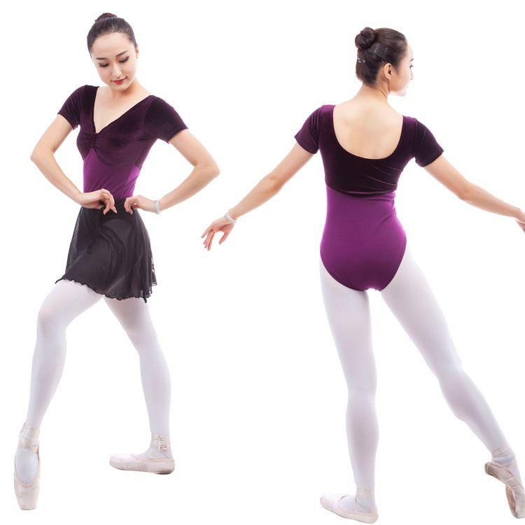 a00700c9fd3c Manufacturer Ballet Leotards for Gymanstics Short Sleeve Dance ...