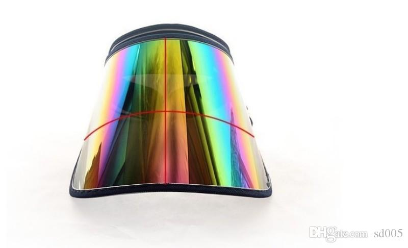 Snapbacks Anti UV Light Cap Adjustable High Temperature Resistant Sun Visors For Outdoor Ride Women Casquette Hat High Quality 4ge B
