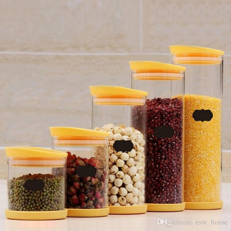 Tableau Noir Étiquettes Artisanat Utile Cuisine Organisateur Tableau Étiquettes Autocollants Jar Étiquettes Tags Multifonction Roman Papeterie Livraison gratuite