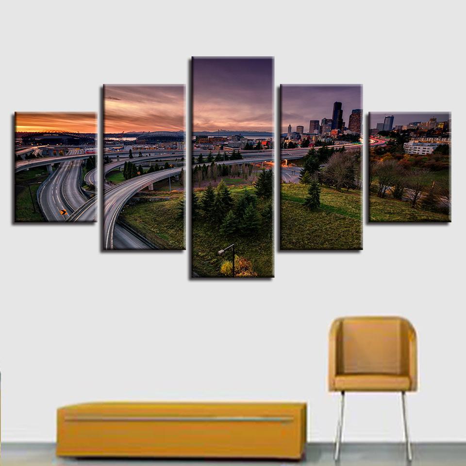 2019 Jie Do Art Frame Wall Art Poster Modern Home Decor Living Room
