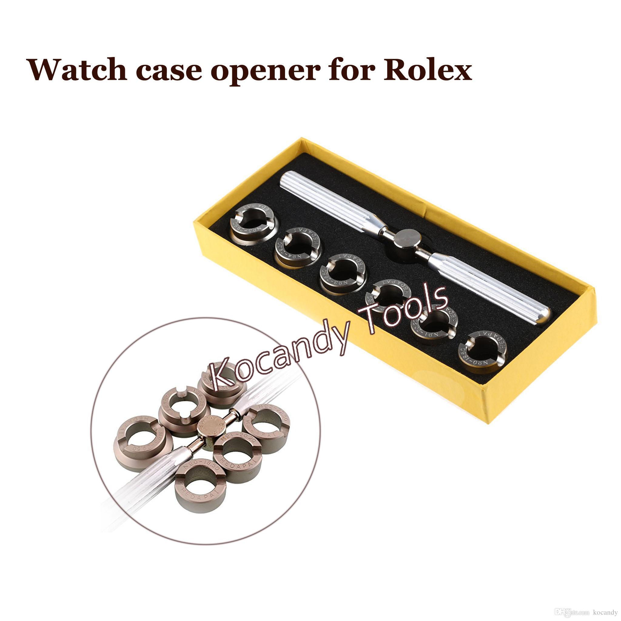 d4ebbb2bccb Compre Conjunto De 6 Abridores De Caso Para Rolex Assista 18.5 29.5mm 5537  Assista Case Opener Assista Repair Tool De Kocandy