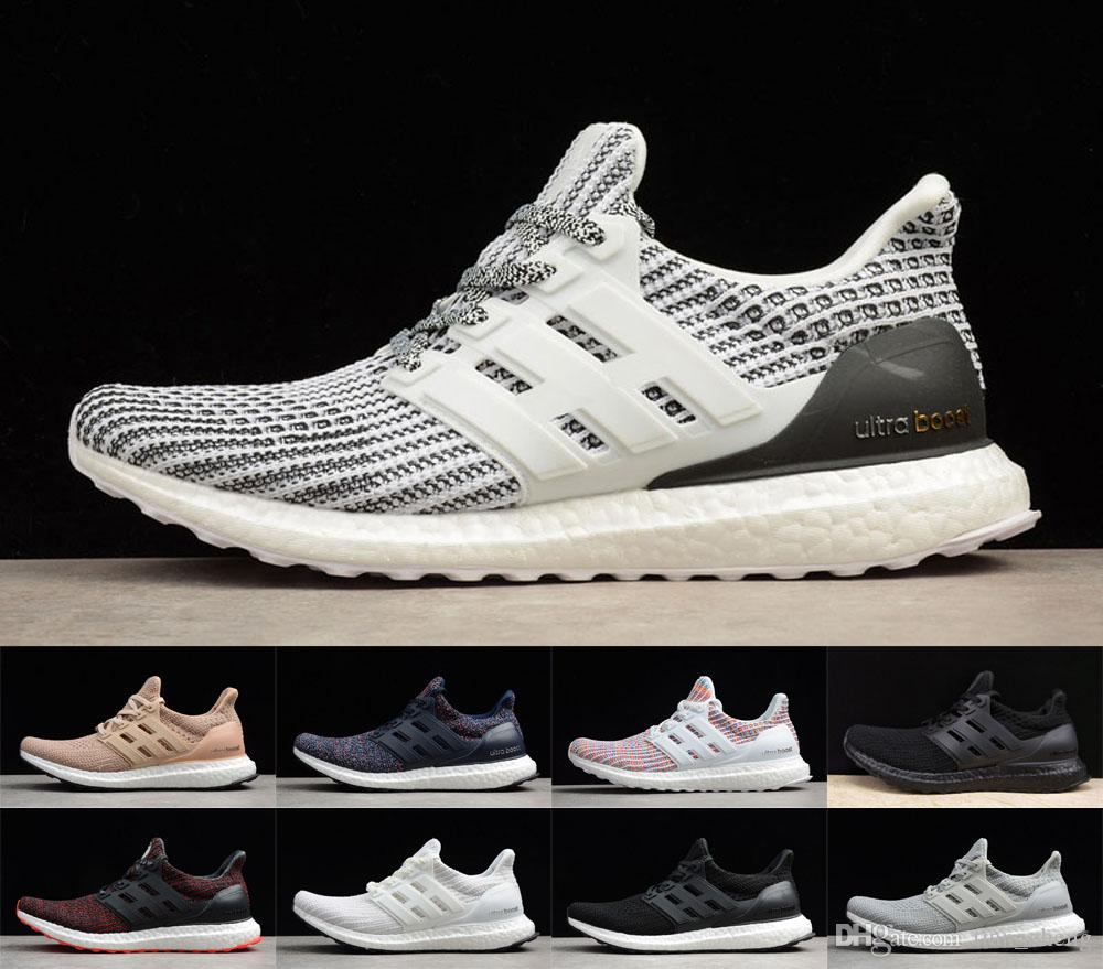 Neue Ultra Boosts 4.0 Herren Laufschuhe Ultraboost Uncaged 3.0 5.0 Damen Sneakers Trainer Designer Schuhe