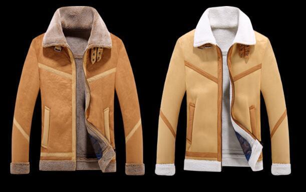 Acquista Vendita Inverno Vintage Cowboy In Cotone Pelliccia Di Agnello  Cappotto Di Outwear Puffer Da Uomo Super Caldo In Pile Termica Giacca Da  Uomo Khaki ... 31117351c73