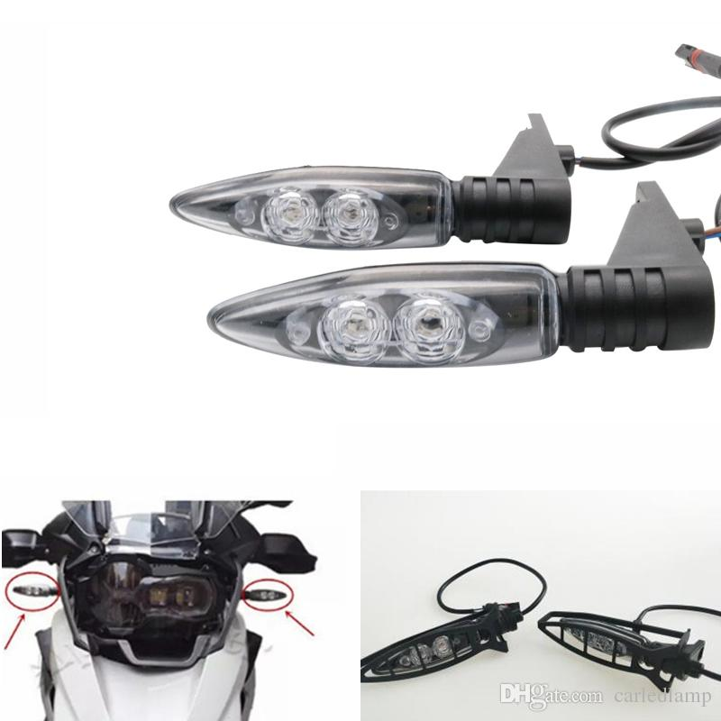 For BMW Motorcycle Led Turn Signal Lights Front Indicators for BMW R1200 GS  R 1200 GS ADVENTURE