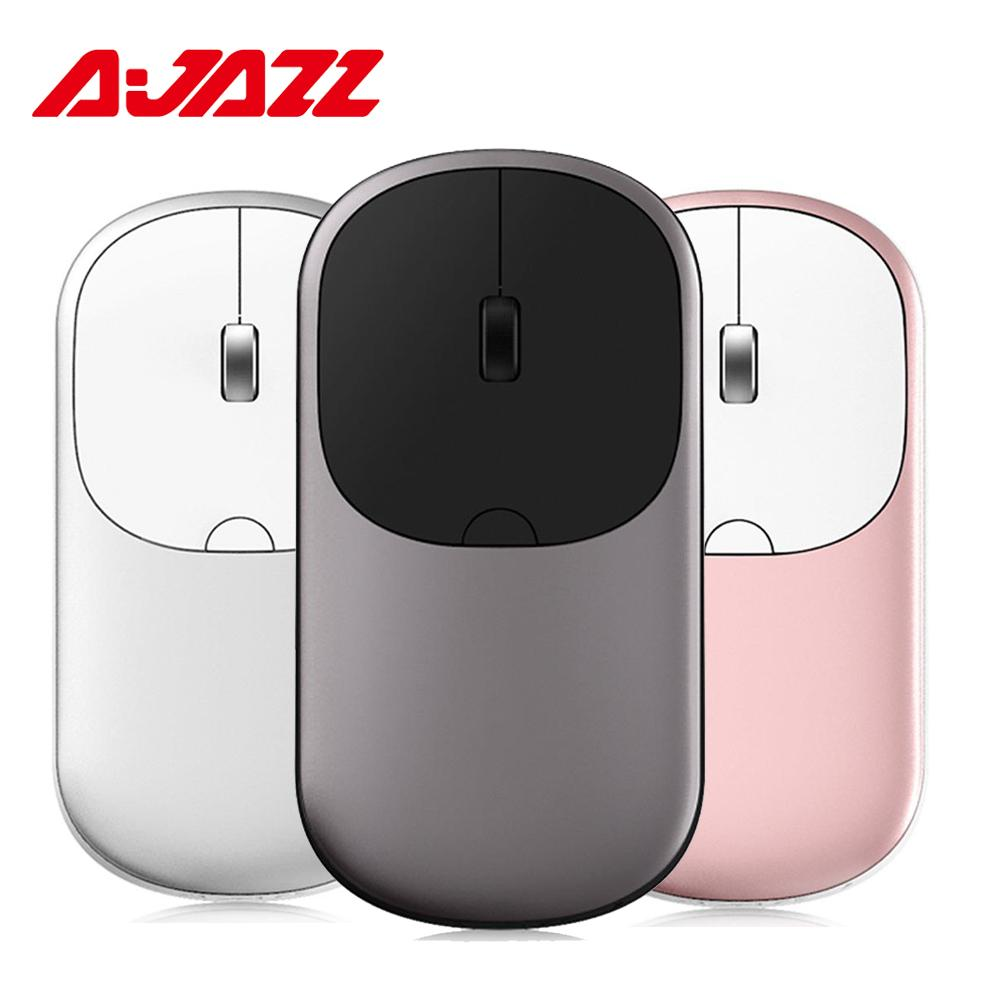 67c10cf0037 2019 Ajazz I35T Wireless 2.4G / Bluetooth 4.0 Dual Mode Lightweight Office  Mouse 1000 DPI Chargeable Silent Mouse For Window/ Mac/PC From Facfast, ...