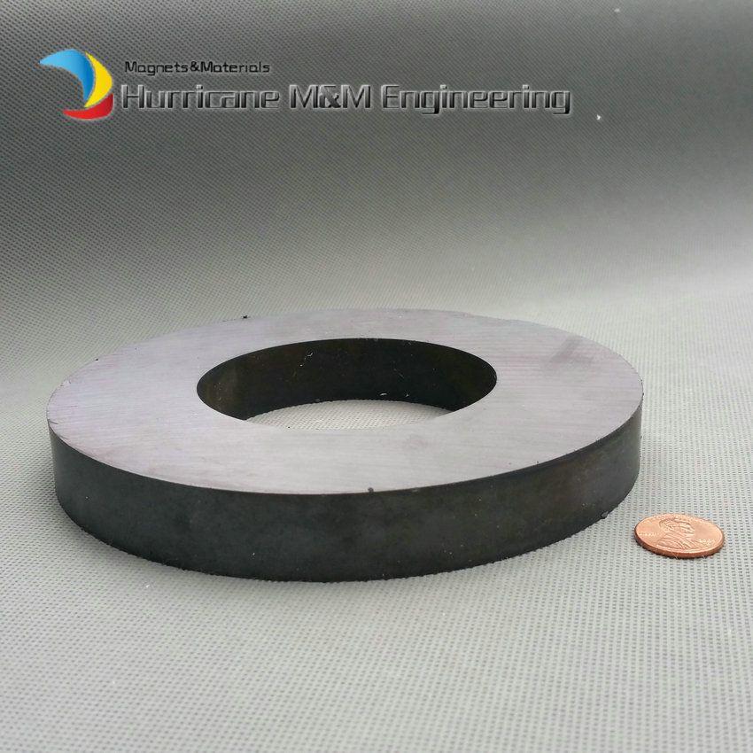 1 stück ferrit magnet ring od 156x80x20mm 6