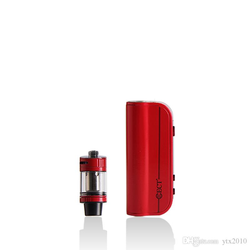 cheapest 80W ECT Traveler 80W e cigarette box mod 5-80W VW vape mod 2200mah battery 0.3ohm 2.0ohm lit mini vaporizer