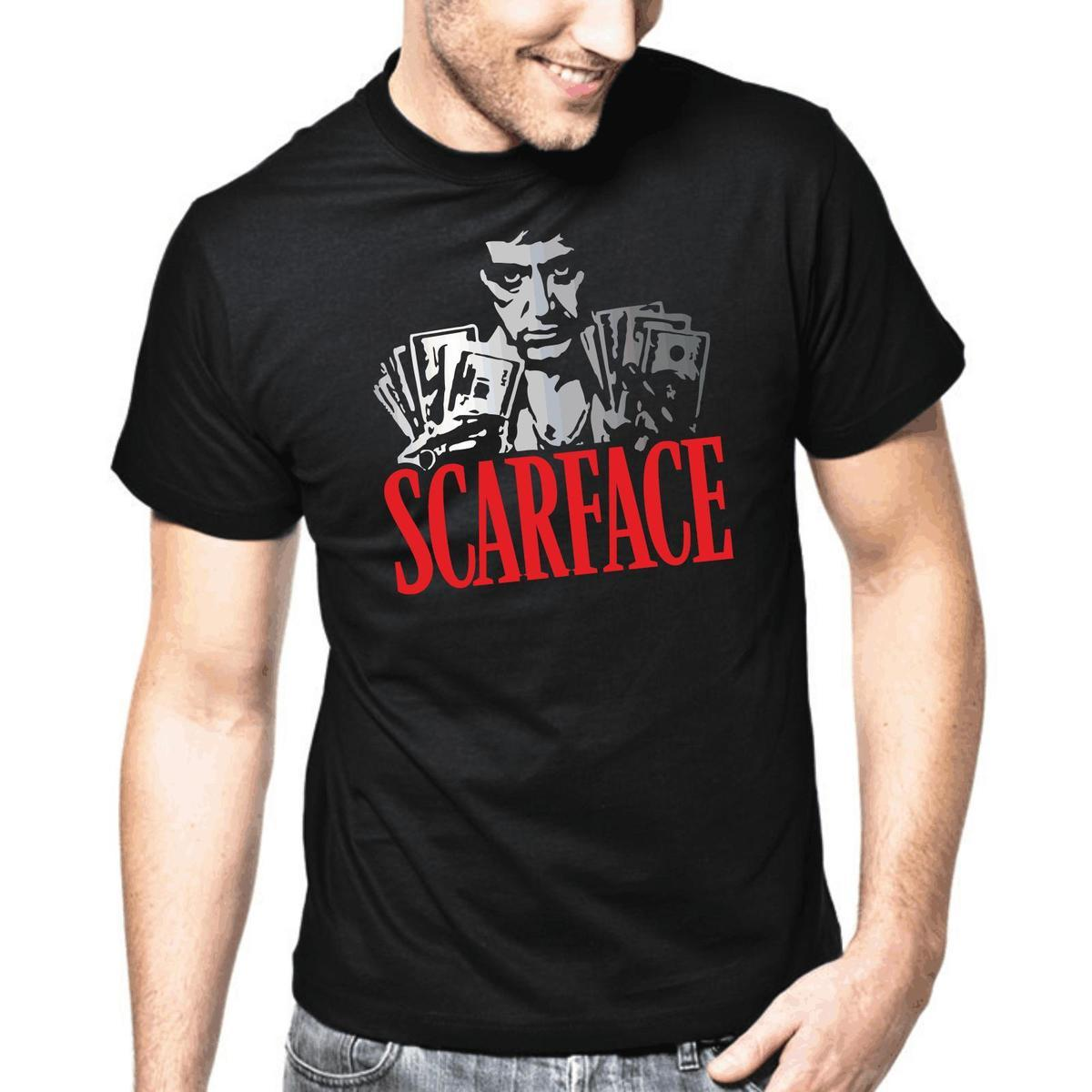 Scarface Tony Montana Al Pacino Kult Movie  2fa30a3308