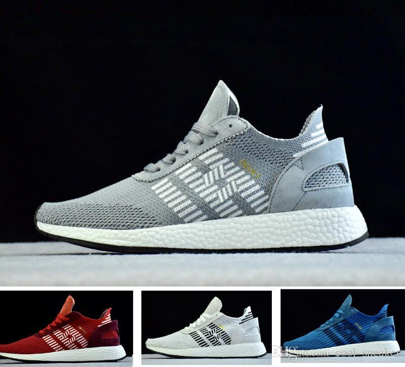 lowest price a4777 70563 Acquista 2018 Vendita Calda Iniki Runner Pk R1 Sarà Caratterizzato Da  Scarpe Da Corsa Da Uomo Primeknit Ultra Sneaker Da Donna Moda Sport Taglia  5.5 11 A ...