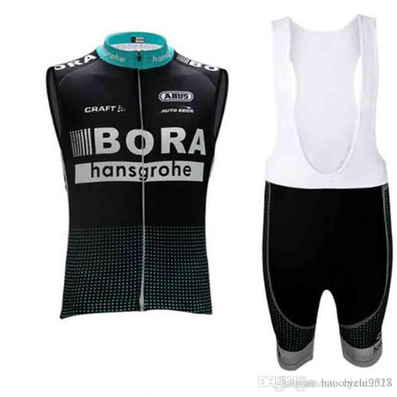 BORA 2017 Tour De France Cycling Jersey Bib Shorts Set Breathable MTB Bicycle  Wear Shirt Summer Outdoor Men Cycling Clothing Maillot Ciclism Cycling ... 6f7432282