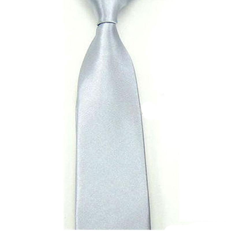 2018 new silver colors casual women men ties slim plain mens solid 2018 new silver colors casual women men ties slim plain mens solid skinny neck party wedding tie necktie jc0002a04 from enchanting11 2177 dhgate ccuart Image collections