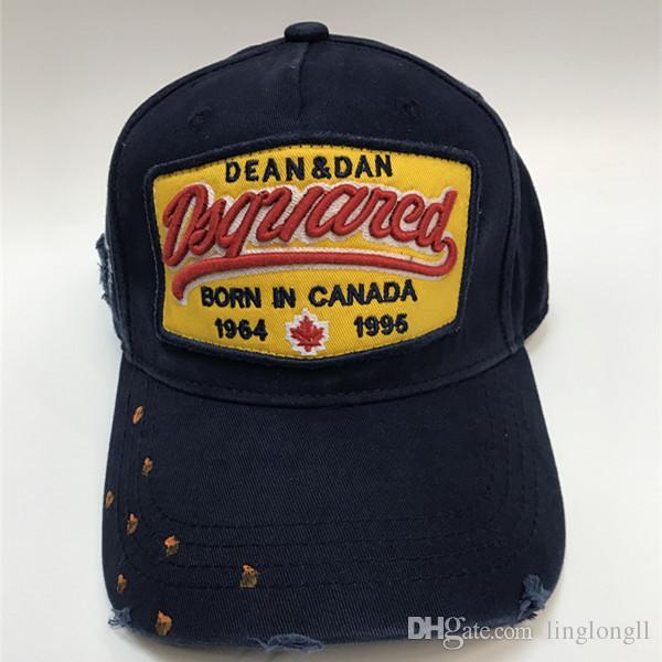 2018 Fashion Cotton Material Baseball Cap Adjustable Hats Spring And ... 7bbdb348e690