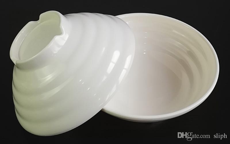 Imitation Porcelain Melamine Dinnerware Ajisen Hand-Pulled Noodle Bowl With Chain Restaurant A5 Melamine Bowl Melamine Tableware