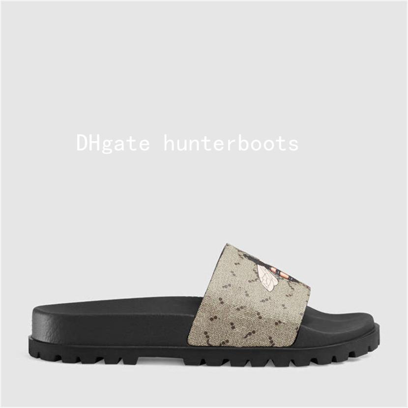 scarpe da corsa nuovo massimo scarpe da skate Nuovi sandali di gomma di scivolo di sandali di scivolo di gomma causali di  modo di Mens con le borse e la scatola di polvere di cuoio del Bengala ...