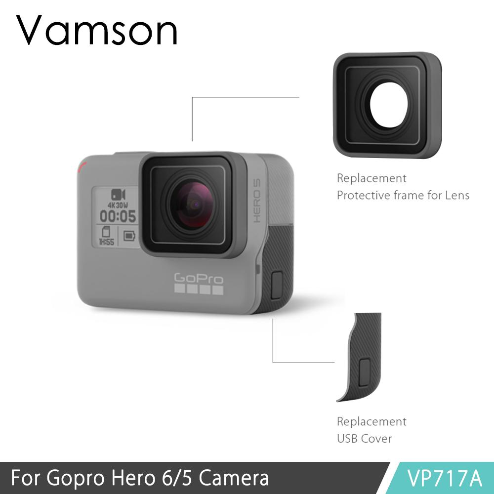 7c3d41a24 2019 Vamson For Gopro Accessories Protective Lens Replacement For Gopro  Hero 6 5 Action Camera VP717 From Vamson_3c, $192.81 | DHgate.Com