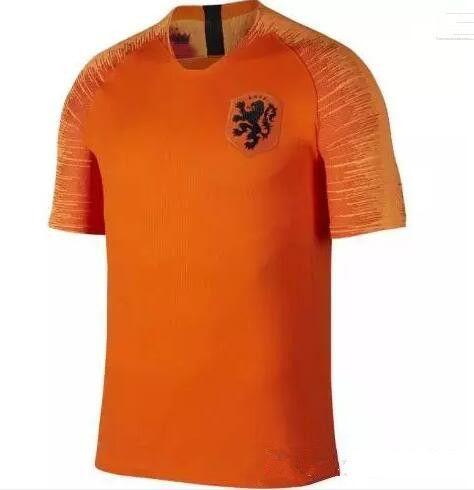 2b966b40b 2019 2018 19 Nederland Soccer Jersey Netherlands Home Away Orange MEMPHIS  JERSEY ROBBEN 18 19 Thai Quality V.Persie Football Shirts Best Quality From  ...