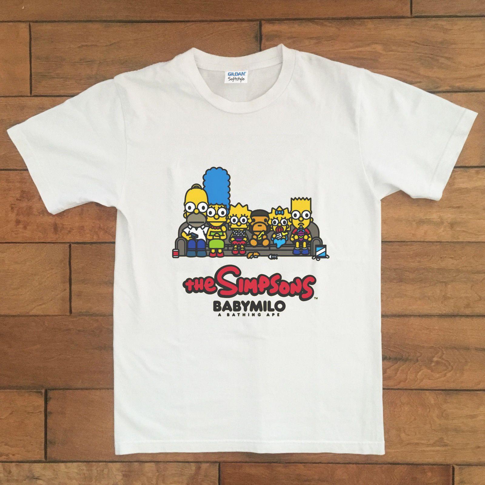 Bootleg The Wholesales Baby Milo Buy T Shirt Sell Reprint Summer Man  T-Shirt Tops Tees New Print Tee Men Short Sleeve Clothing