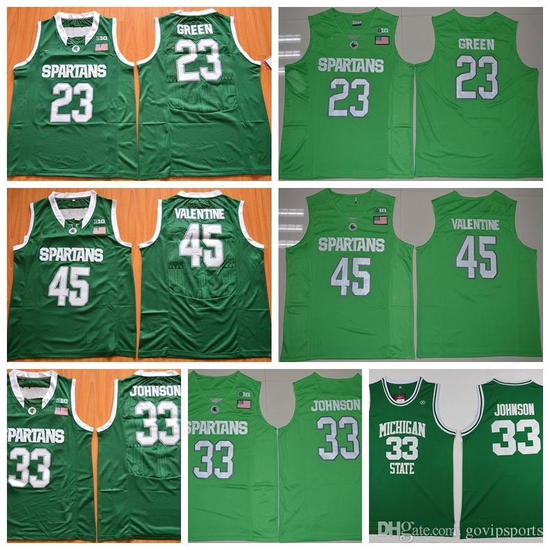 the latest b419c 4b9c9 italy draymond green msu jersey 7fc4c e3ea1