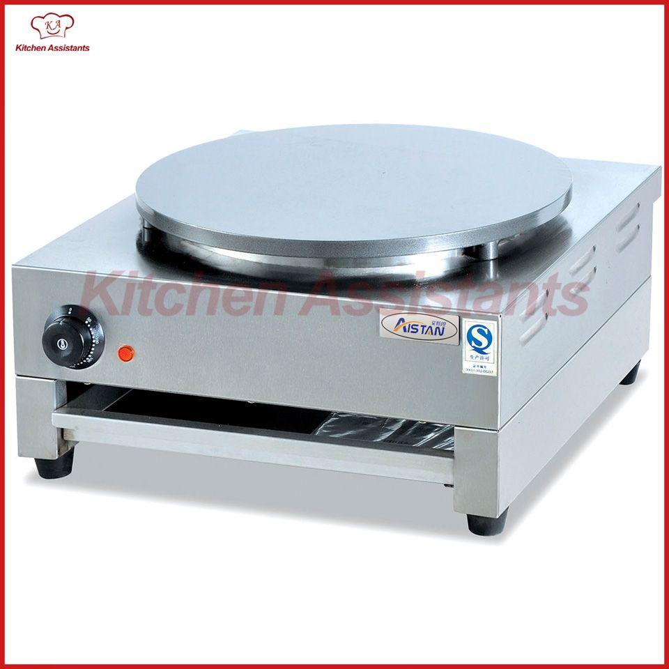 2019 DE1 Electric Desktop Crepe Maker Griddle Machine From Aistan_kitchen,  $304.88 | DHgate.Com
